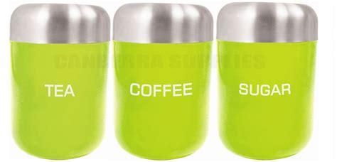 black canister sets for kitchen zodiac kitchen tea coffee sugar storage canister jar