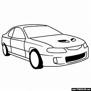 vauxhall monaro coloring page With vauxhall and i
