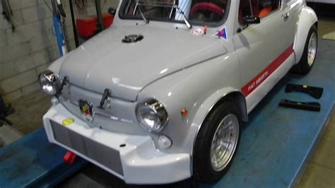fiat  abarth  tcr youtube