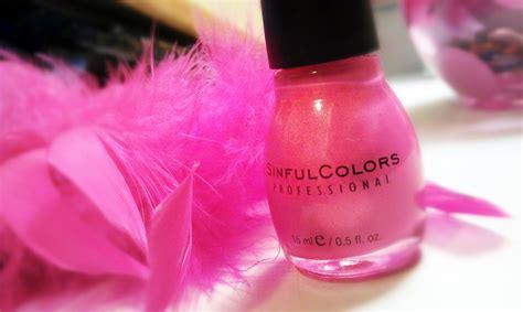 Hot Pink Nail Polish