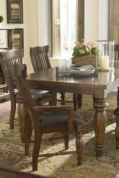 havertys rustic dining room table 1000 images about rustic gets refined by havertys