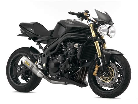 2007 Triumph Speed Triple Motorcycle Photos And Specifications