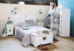 une chambre ado fille deco bleu reve maisons du monde With decoration exterieur pour jardin 13 deco chambre ado maison du monde