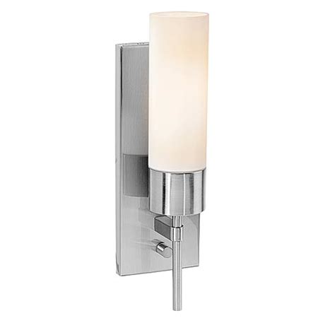 aqueous wall fixture with on switch access lighting 1