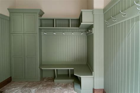 Entryway Lockers With Bench For Sale