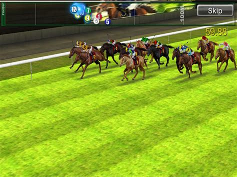 horse racing manager play trainer google android