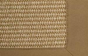 Tapis En Sisal : acanthe sol tapis naturels type sisal jonc de mer coco bambou ~ Teatrodelosmanantiales.com Idées de Décoration