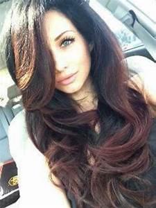 25+ Long Dark Brown Hairstyles Hairstyles & Haircuts 2016 2017