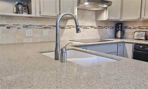 Celebrating national backsplash month part 3 kitchen for Advantages of using glass tile backsplash