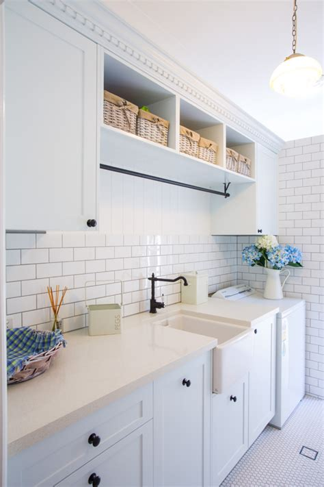 kitchen accessories brisbane hton style laundry by makings of kitchens 2115