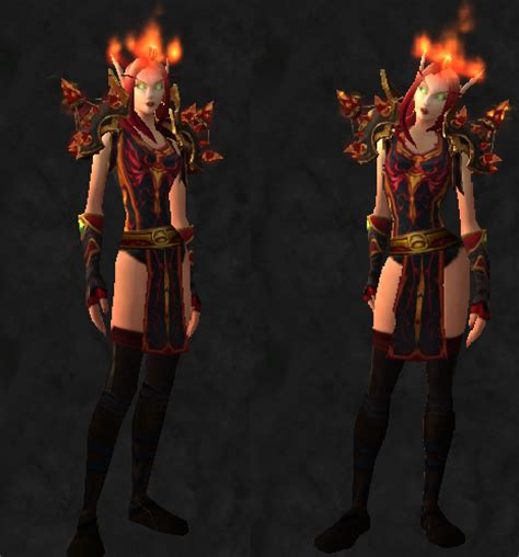 transmog warcraft wow cherry bomb priest secret transmogrification paladin outfits rogue bombs welcome armor wardrobe stay hope enjoy elf blood