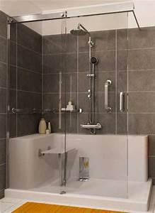 Porte De Douche Lapeyre : baignoire porte douche beautiful douche italienne sur ~ Dailycaller-alerts.com Idées de Décoration