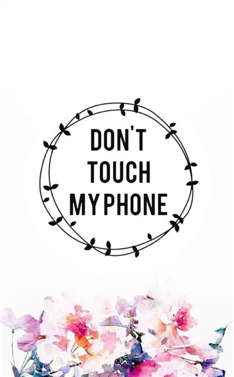 don t touch my phone wallpaper best 25 ipod wallpaper ideas only on