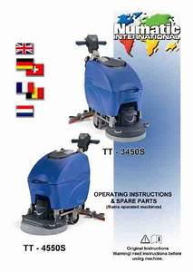 Numatic Tt 3450s Others Download Manual For Free Now