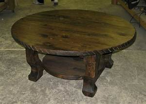 small round coffee table light woodlove this west elm With large round rustic coffee table