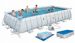 Bache Pour Piscine Rectangulaire : bache protection piscine rectangulaire tubulaire ~ Dailycaller-alerts.com Idées de Décoration