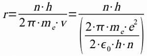 Elektronengeschwindigkeit Berechnen : bohr ~ Themetempest.com Abrechnung