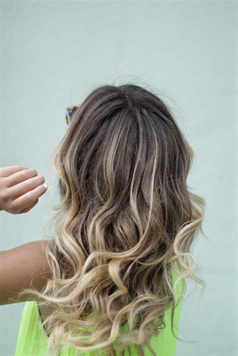 prove balayage hair    brit