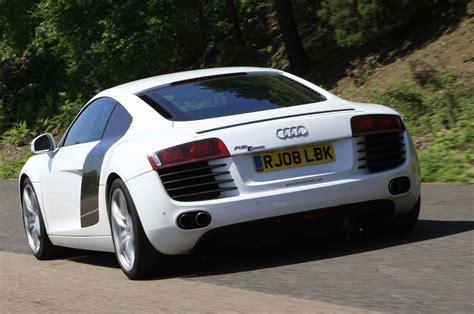 Audi R8 V8 Supercharger by Audi R8 V8 Supercharged Autocar