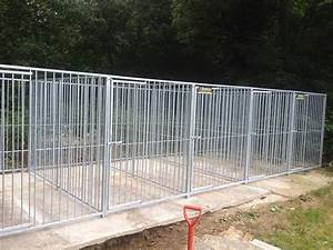 Brenken dog kennels dog runs for Dog enclosures kennel runs