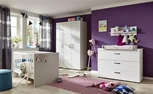 Günstiges Babyzimmer Komplett Set : babyzimmer komplett set luca s in matt wei 3 teilig ~ Bigdaddyawards.com Haus und Dekorationen