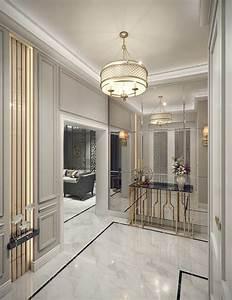Modern Classic Villa Interior Design - Riyadh  Saudi Arabia