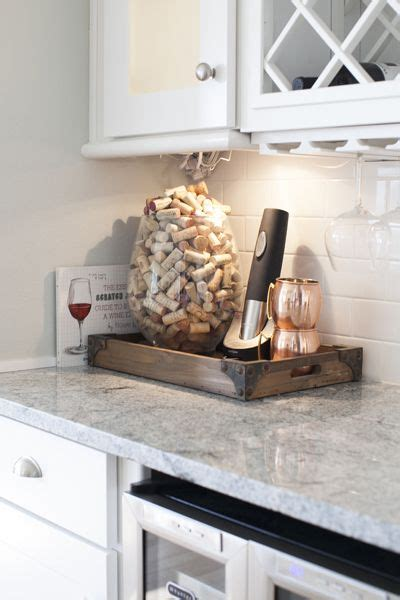 Kitchen Decorating Ideas For Countertops by Southern Newlywed At Home With Emily Ley Organization