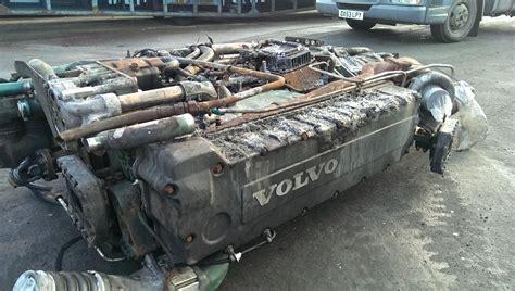 volvo dhd engines  bb bus application