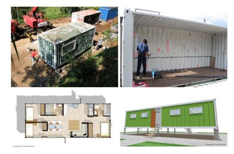 Container Book & Container Home Blueprints