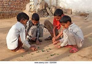 Village Childhood India Stock Photos & Village Childhood ...