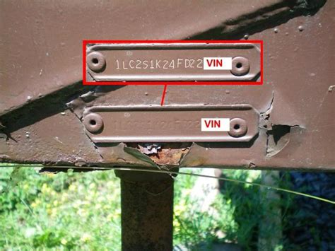 Ohio Boat Registration Lookup by Vin Number Location On Boat Wiring Diagrams Image Free