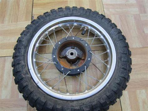 Suzuki Jr 50 Parts by Find 1982 Suzuki Jr50 Jr 50 Front Wheel Motorcycle In
