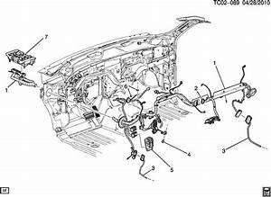 Chevrolet Silverado Harness  Chassis Wiring  Harness  I  P