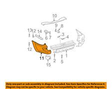 Genuine Oem Bumpers Parts For Toyota Runner Ebay