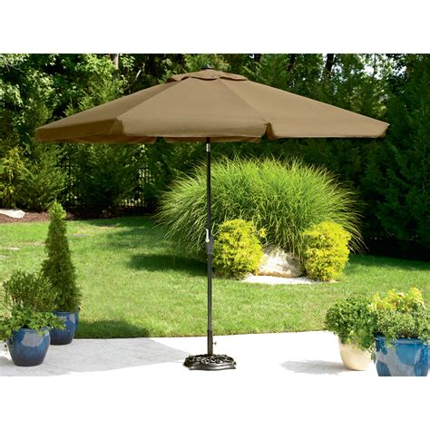 sears large patio umbrella la z boy caitlyn umbrella outdoor living patio