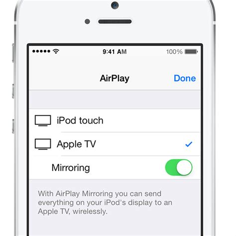 iphone mirroring how to use airplay mirroring on an iphone or iphonphone