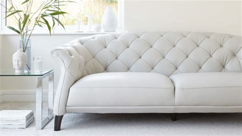 chesterfield sofa modern luxe modern 2 to 3 seater leather chesterfield sofa danetti