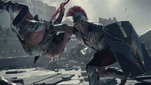 Ryse Son Of Rome Quick Time Events Complete Themselves If