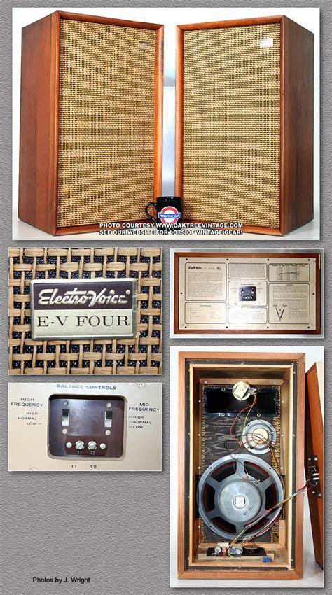 ev electro voice replacement speakers parts spares  sale