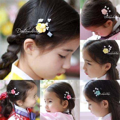traditional ethnic korean hanbok hair accessories