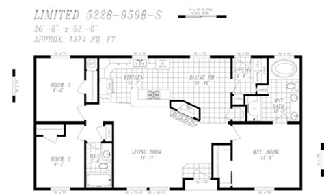 Home Design 60 X 40 : House Building Plans For 40x60 Steel Building