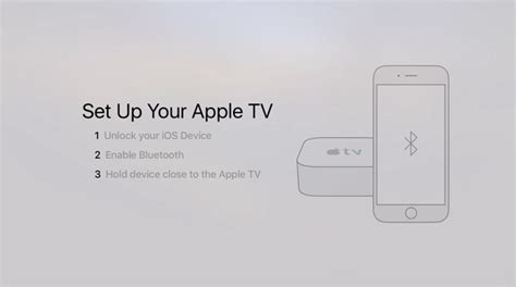how to hook up your iphone to your tv setting up your new apple tv 6 things to do macworld