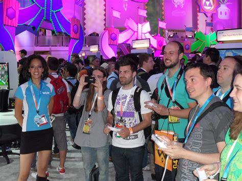 Nintendo Fans auf der E3 Expo 2012   Picture taken at E3 ...