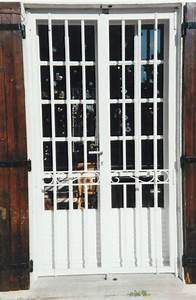 Fermeture 3 Points Porte Entree : l 39 atelier du m tal grille ouvrante ~ Premium-room.com Idées de Décoration