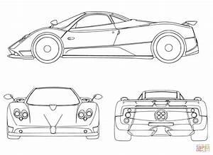 coches deportivos para colorear haz click en coche With acura super sport