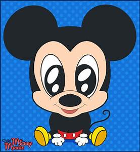 Mickey Mouse Baby Chibi n.n by Onheor on DeviantArt