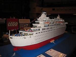 The Love Boat In Lego Make