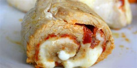 cuisiner blanc de dinde escalope de dinde roulée au chorizo et mozzarella facile