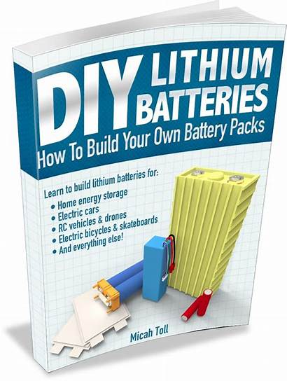 Battery Lithium Diy Batteries Ion Own Vruzend