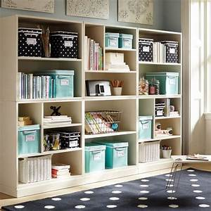 pottery barn teen bookcase sale save 20 on bookcases for With bookcase for teenage room